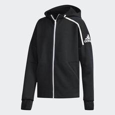 a4382eadc4b adidas - adidas Z.N.E. 3.0 Hoodie zne htr black   white DJ1835